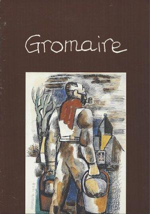 Catalogue de l'exposition GROMAIRE aquarelles dessins-2003