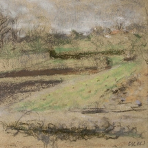 42 Edouard-Vuillard-paysage-aux-Clayes