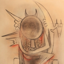 23 Wifredo-Lam-Composition-1953