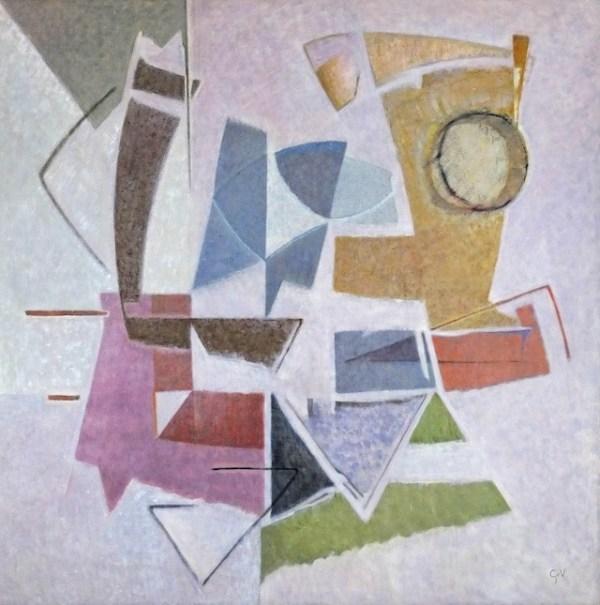 Geer van Velde, Composition, vers 1963