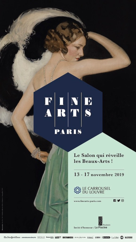 Poster of Fine Arts Paris Art Fair 2019