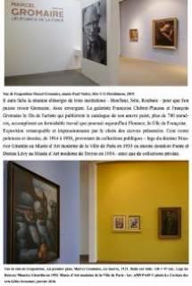 Article Marcel Gromaire, par Le Curieux des Arts, page 2
