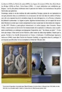 Article Marcel Gromaire, par Le Curieux des Arts, page 3