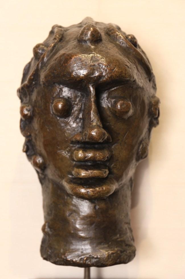 André Derain, Le Gladiateur, Sculpture, Epreuve en bronze patiné