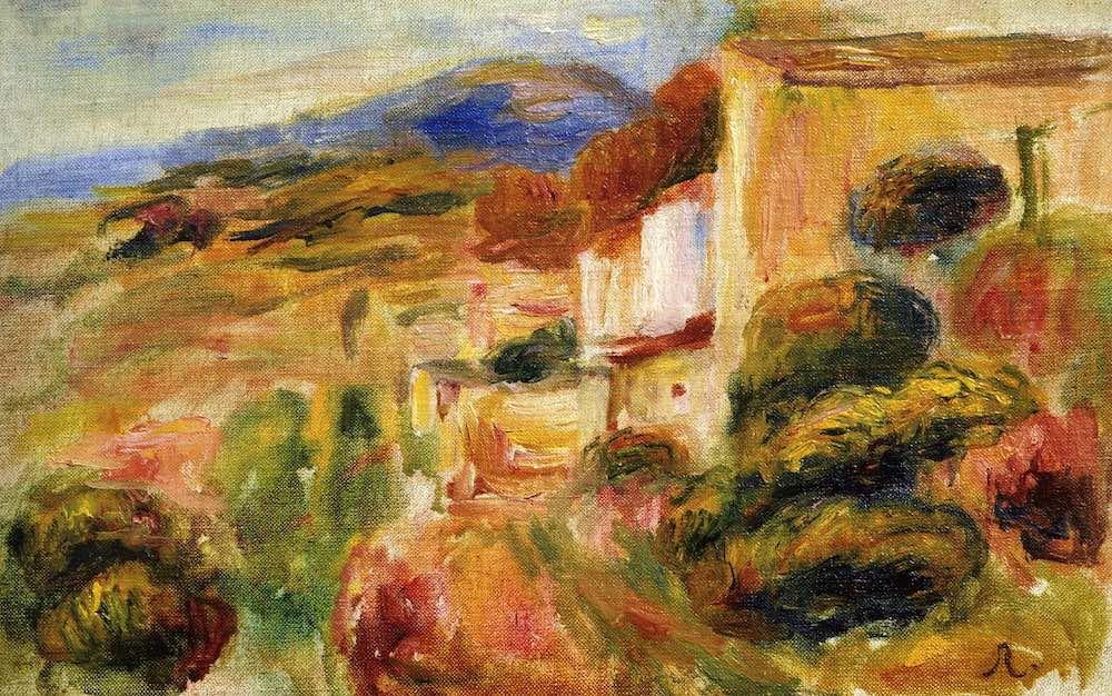 Auguste Renoir 1841 1919 Galerie De La Presidence