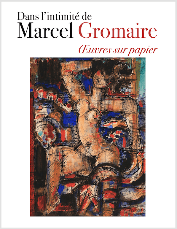 "Exhibition ""Intimate Marcel Gromaire"""
