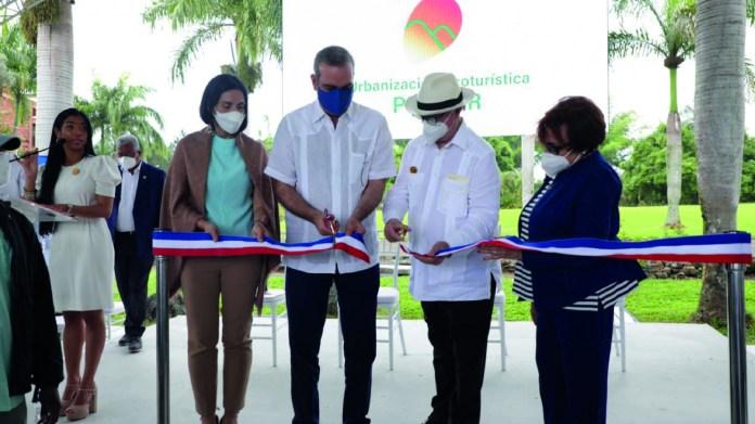 Presidente Abinader anuncia plan de obras para el desarrollo ecoturístico en Jarabacoa