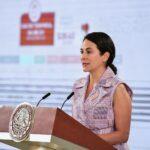 Berenice Romero, subprocuradora de Servicios y encargada de despacho de la Profeco