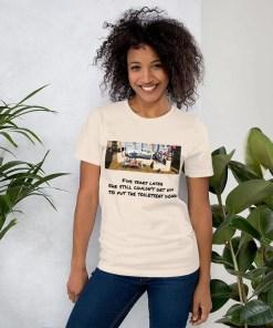 Toiletseat 5 - T-shirt