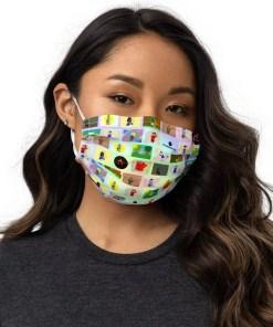 President Foo Designers - Facemask