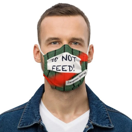 Do not feed - Facemask
