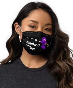 Masked Ninja - Facemask