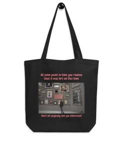 President Foo's gallery - bag