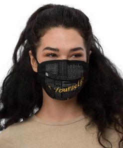 Be Yourself! - Facemask