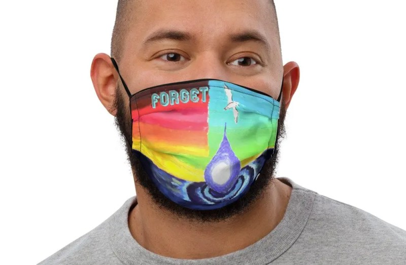 Forget - Facemask