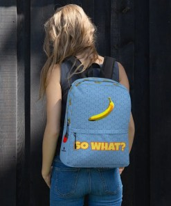 So What? - Backpack