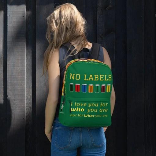 No Labels - Backpack