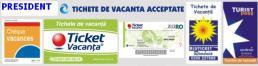 ticket vacanta president herculane