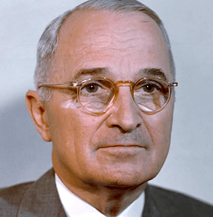 a biography of the life and presidency of harry truman Truman was born in lamar, missouri on may 8, 1884, the oldest  as president,  he solicited political as well as personal.