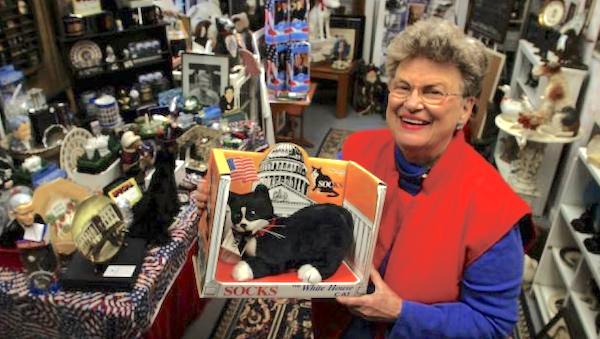 Claire McLean, 2008. (Washington Post photo)