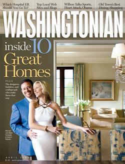 Washingtonian Magazine named Let Teddy Win one of Washingtons Best Blogs