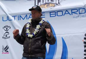 Ultimate Boarder surfing showcases top talent