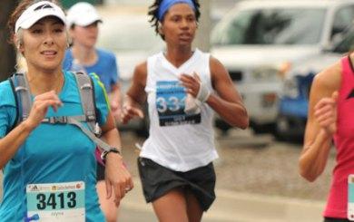 Marube fastest among thousands of SB marathoners