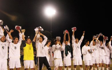 STORY OF THE YEAR: All-local CIF soccer final rocked the community in 2010