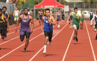 Eight records fall at County Championships