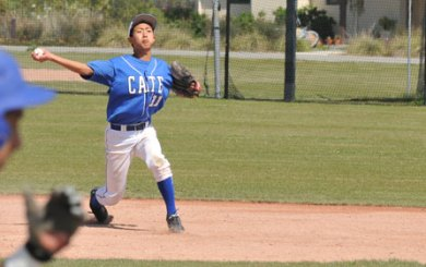 Pacifica Christian's Cortina shuts down Cate's season