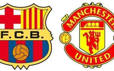 Local 'experts' favor Barcelona over Manchester United