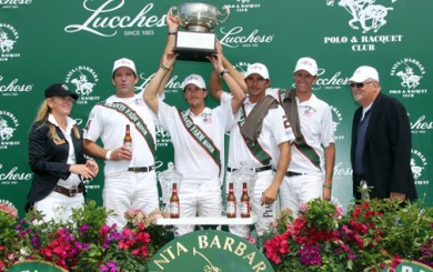 Hall leads Grants Farm to America Cup title