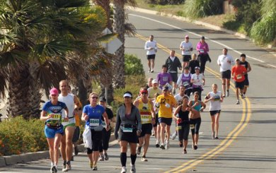 2015 Running Events in Santa Barbara