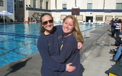 SBAC water polo players kick off their college season