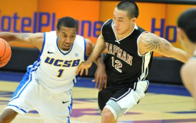 UCSB men to play in CIT against Idaho