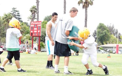 New SBCC camp among youth football options