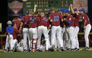 Foresters triumph at NBC World Series