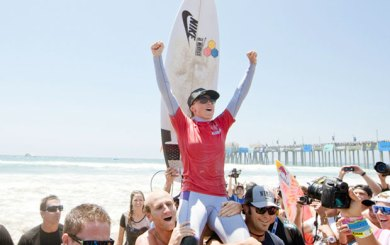 Miss It?: NBC to air U.S. Open of Surfing special