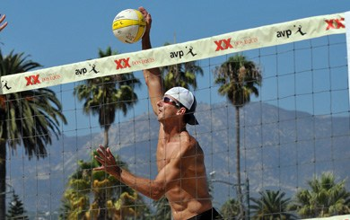 No surprises on first day of AVP Championships