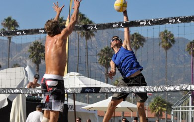 Finals matchups set for AVP Championships
