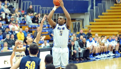 UCSB's Alan Williams