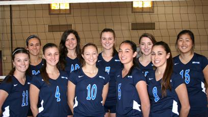 Santa Barbara Volleyball Club's 18 Blue.