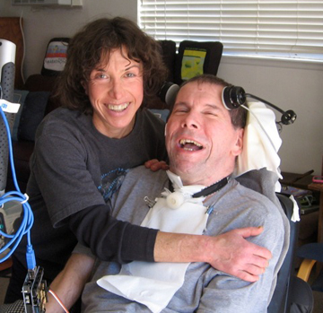 Fran and Hal Finney