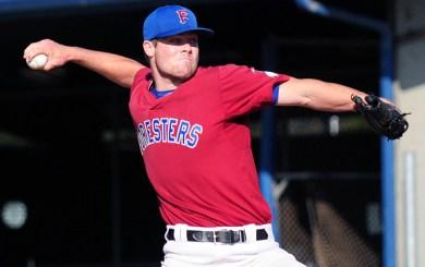 Drew van Orden - Santa Barbara Foresters Baseball