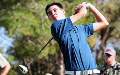 Martin repeats as SB Golf Classic champ