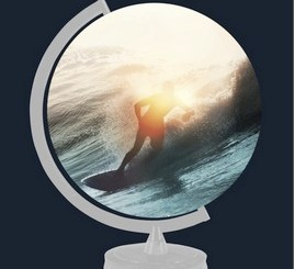The World in the Curl: Local authors publish new look at history of surfing
