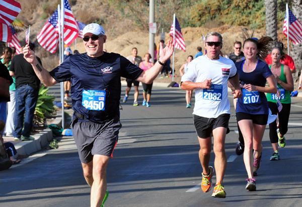 The sixth Santa Barbara International Marathon is this Saturday, November 8. (Presidio Sports Photo)