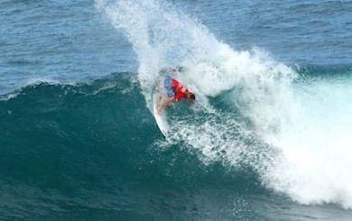 Parker Coffin wins ASP contest in Barbados