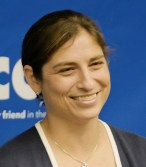 Nicole Lantagne Welch was named Big West co-Coach of the Year in her first season at UCSB.