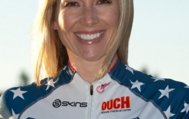 Olympic cyclist to speak at Women & Girls in Sports event